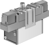 Air solenoid valve -- JMEBH-5/2-D-3-ZSR-C -Image