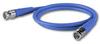 Canare RG59 BNC-BNC 10' Blue -- CANVAC010FBLU