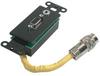 RapidRun® HD15 + 3.5mm Stereo Audio Wall Plate - Black -- 2212-42033-001 - Image