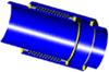 Externally Pressurized Expansion Joint -- 4DXFS430058