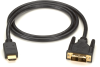1m (3.2-ft.) HDMI Male to DVI Male Cable -- EVHDMI02T-001M -- View Larger Image