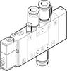 Air solenoid valve -- CPE14-M1BH-5LS-QS-8 -Image
