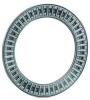 Needle Thrust Bearing,Bore 1 In -- 4XFN6 - Image