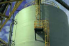 Effective Means Of Storing Large Volumes of Corrosive Liquids and Gases