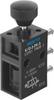 Pushbutton valve -- K/O-3-PK-3 -Image