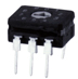 Sealed Rotary DIP Switch -- A6C/A6CV Series