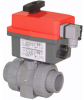 Electrically Actuated Ball Valve Type 104