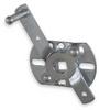 Swivel Lock,Steel,L 1 1/2 In -- 1XND1