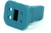 Amphenol AW4S 4-Pin Plug Wedge, Deutsch W4S Compatible -- 38186 -Image