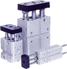 GC 3000 Series Guided Air Cylinders - Image