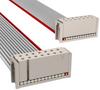 Rectangular Cable Assemblies -- M3AAK-1436J-ND -Image