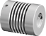 Backlash-Free Metal Bellows Coupling Series EKN -- EKN 20
