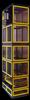 Reciprocating Vertical Conveyor -- View Larger Image