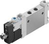 Air solenoid valve -- VUVG-LK10-M52-AT-M7-1R8L-S -Image