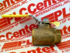BALL VALVE BRASS 1IN NPT FULL PORT PANEL MOUNT -- 7710501