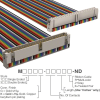 Rectangular Cable Assemblies -- M3DRK-5018R-ND -Image