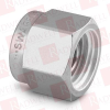 SWAGELOK SS-400-P ( 316 STAINLESS STEEL PLUG FOR 1/4IN. SWAGELOK TUBE FITTING ) -Image