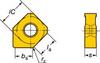 Mill Insert,325R16-275HBF01 1105 -- 6UHX5