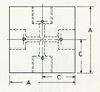 Crosses, Tees, Elbows, Coupling -- L-Series - Image