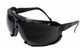 DG1-21 - Radians Dagger Safety Goggles, Smoke lens -- EW-86497-51