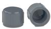 Schedule 80; Gray Cap PVC Socket Fitting 3/8