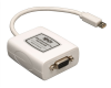 Mini-DisplayPort to VGA Adapter, Video Converter for Mac/PC, 1920x1200 1080p (M/F) 6-in. -- P137-06N-VGA