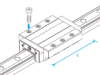 Linear Motion Guide NR and NRS -- NR55LA-Image