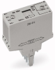 Time relay module; on-delay timing; relay with 1 changeover contact (1u); Specified time per VDE 0435/part 201/5.83 -- 286-600 - Image
