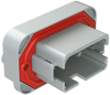 Rectangular Connectors - Headers, Male Pins -- 889-3276-ND -Image