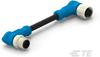 M8/M12 Cable Assemblies -- T4162214005-006 -Image