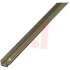 DIN Rail; Steel; Chromated; 5.5 mm; 15 mm;2 meter length -- 70169105