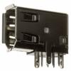 USB, DVI, HDMI Connectors -- 151-1087-ND - Image