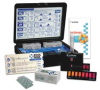 Water Quality Testing Kit,Pool Manager -- 4EVY1