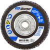 Norton Charger ZA Coarse Arbor Thread Fiberglass Flat Flap Disc -- 63642503510 - Image