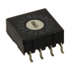 DIP Switches -- A6RS-161RF-ND