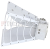 Broadband Gain Horn Antenna Operating from 1 GHz to 18 GHz with a Nominal 0 dBi Gain and SMA Female Input -- SH0118S - Image