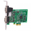 2 Port RS422/485 PCI Express Serial Port Card -- PX-313