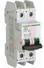 Circuit Breaker;Mag;Hndl;Cur-Rtg 10A;DIN Rail;2 Pole;Vol-Rtg 240VAC;Multi 9;D -- 70007163