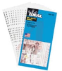 Wire Marker Booklet; Legend 0-9; 1/4 x 1-1/2 in markers -- 70225320 - Image