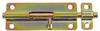 913-4446: BRASS FINISH BARREL BOLTS -- 8-02062-51691-4