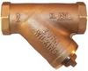 Y Strainer,1 In,FNPT x FNPT -- 22N584