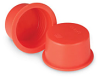 GP Series/Heavy Duty - Non-Threaded Tapered Dual Function Plastic Caps and Plugs -- gp610a