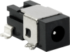 0.65 mm Center Pin Dc Power Connectors -- PJ-032H-SMT-TR - Image