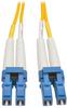 Duplex Singlemode 8.3/125 Fiber Patch Cable (LC/LC), 40 m (131 ft.) -- N370-40M - Image