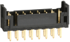 Rectangular Connectors - Headers, Male Pins -- H2856-ND