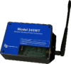 Wireless Modbus/ Pulse Transciever -- Model 345WT - Image