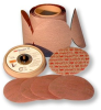 3M(TM) Microfinishing PSA Film Type D Disc Roll 366L, 5 in x NH x 125 in Die# 500X 30 Micron, 4 per case -- 051144-84177