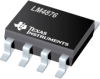 LM4876 1.1W Audio Power Amplifier with Logic Low Shutdown -- LM4876MM/NOPB
