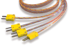 Unshielded Cables - Thermocouple Flat Cable