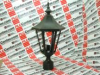 FIXTURE DECORATIVE BLACK INCANDESCENT EXTERIOR -- L5102AP